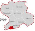 Mülheim Stadtteil Buchforst.PNG