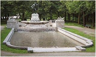 Fontaine du Vater Rhein