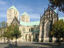 Münster Domplatz