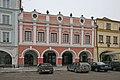 Měšťanský dům (Litomyšl), Smetanovo nám. 101.JPG