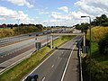M62 near to M1 junction - geograph.org.uk - 906177.jpg