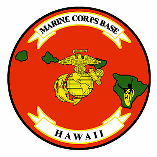 Marine Corps Base Hawaii Facility in City & County of Honolulu, Hawaii, United States of America