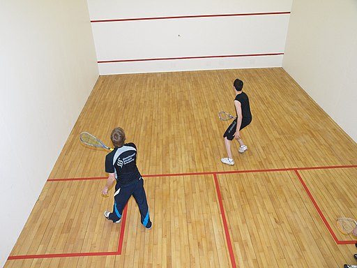 MGS Squash Courts
