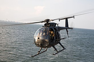 MD Helicopters MH-6 Little Bird - MH-6 of the 160th Special Operations Aviation Regiment
