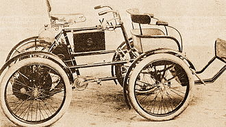 Royal Enfield - Royal Enfield Quadricycle