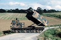 MLRS in REFORGER 1985