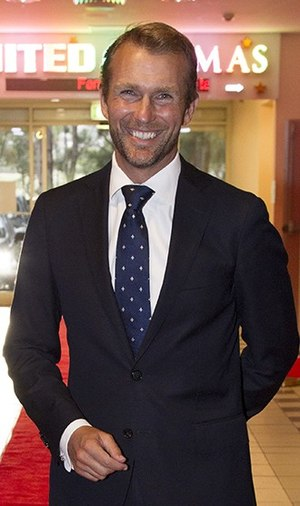 Minister for Education (New South Wales) - Image: MP Rob Stokes 2014 (cropped)