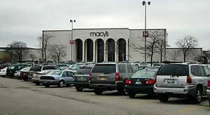 Hawthorn Mall - Image: Macy's at Westfield Hawthorn