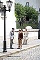 Madame Nobel - film set at the Embassy of France in Vienna May 2014 14.jpg