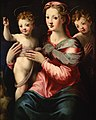 Madonna and Child with St. John the Baptist by Michele Tosini, Palmer Museum of Art.jpg