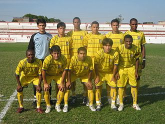 Madureira Esporte Clube - Team photo from the 2007 season