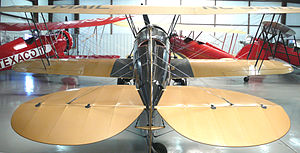 Historic Aircraft Restoration Museum - Image: Mailpane Historic Aircraft Restoration Museum
