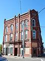 Main St East 1, Chronicle Building, Penn Yan HD 02.JPG