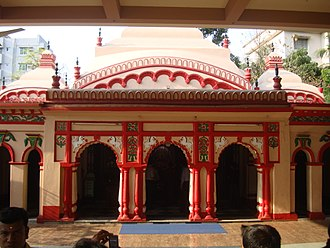 Dhakeshwari Temple - The main temple