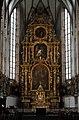 Main altarpiece - St. Mariä Himmelfahrt - Cologne - Germany 2017.jpg
