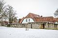Mainbernheim, Nähe Nördliche Stadtmauer 7 bis 3, Feldseite-001.jpg