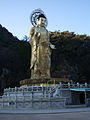 Maitreya at Beopjusa 법주사 미륵불 法住寺 (5341677343).jpg