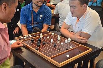Makruk - Makruk Thai players