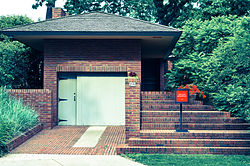 Malcolm Willey House. Minneapolis, MN. Designed by Frank Lloyd Wright..jpg