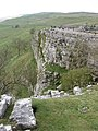 Malham Cove and limestone pavement - geograph.org.uk - 1251064.jpg