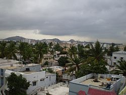 The Skyline Of Malkajgiri