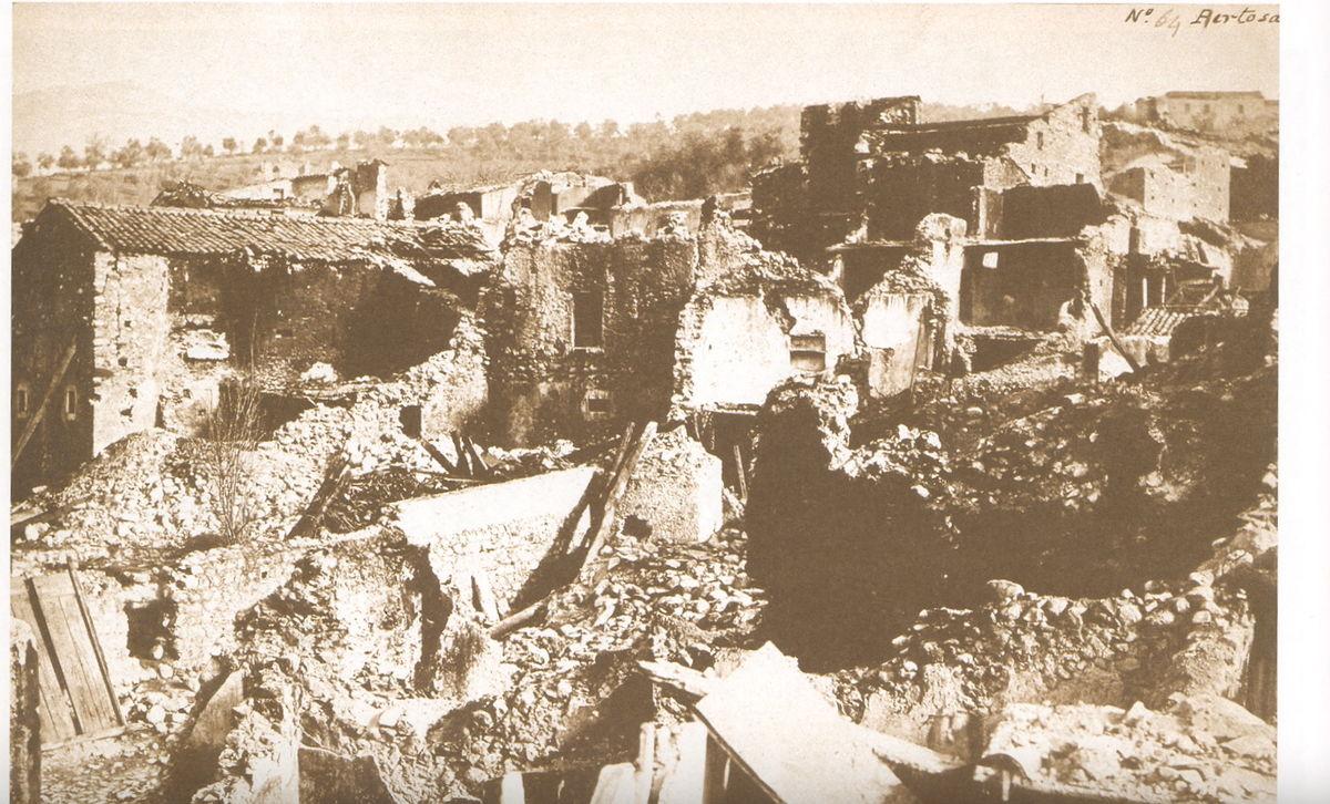 1857 Basilicata earthquake