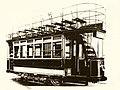 Malta Tramways - Car No. 23 built in 1909 by the United Electric Car Company, Preston.jpg
