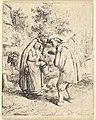 Man Talking to a Woman MET DP822059.jpg