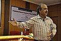 Manash Bagchi - Presentation - Technology for Museums - VMPME Workshop - Science City - Kolkata 2015-07-16 9170.JPG