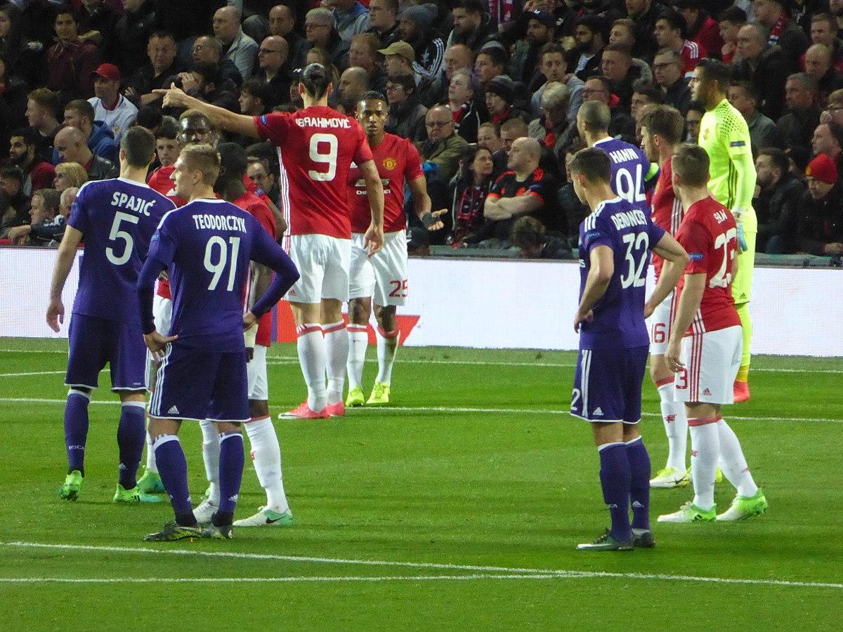 Manchester United Anderlecht