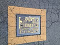 Manhole cover of Nagoya, Aichi.jpg
