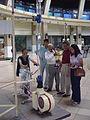 Manoeuvring Floating Ball - Science City - Kolkata 2004-12-09 03511.JPG