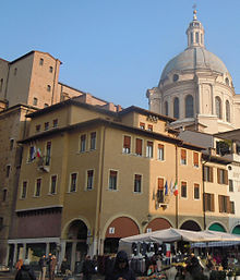 Mantova wikipedia for Ca delle erbe mantova