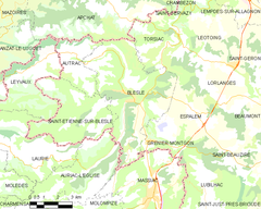 Map commune FR insee code 43033.png