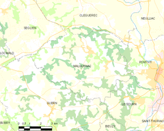 Map commune FR insee code 56125.png