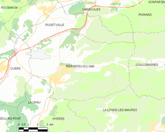 Map commune FR insee code 83091.png
