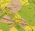 Map from 1900 by Howell & Taylor, showing Clarendon in Arlington, VA.jpg