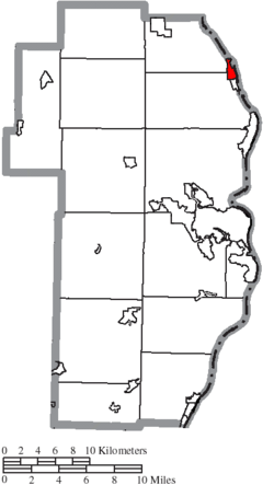 Location of Stratton in Jefferson County