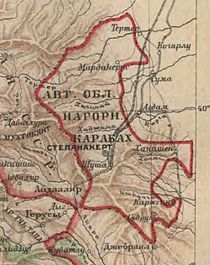 Map of NKAO from the map of Armenian SSR in the GSE of 1926.jpg