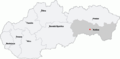 Map slovakia bukovec ke.png