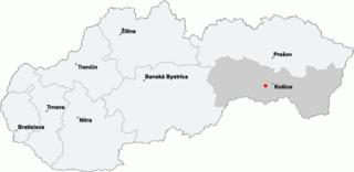 Bukovec, Košice-okolie District municipality of Slovakia