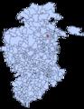 Mapa municipal la Vid de Bureba.png
