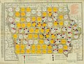 Mapping loss of women's suffrage amendment in Iowa after June 5, 1916.jpg