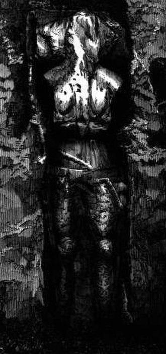 Alexander Stewart, Earl of Mar - Image: Mar Effigy