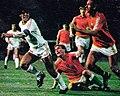 Maradona argentinos v hungria 1981.jpg