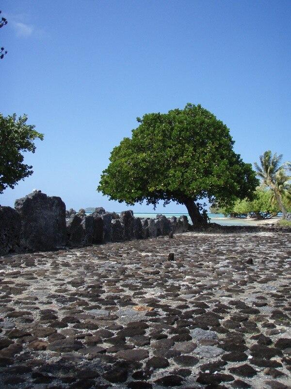Marae Taputapuatea