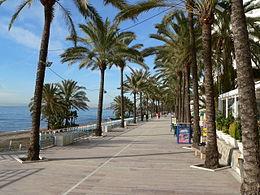 Cartina Spagna Marbella.Marbella Wikipedia