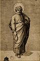 Marcantonio raimondi, Giuda Iscariota.jpg