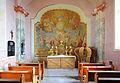 Maria Saal Toeltschach Schlosskapelle Altaransicht 15102010 07.jpg
