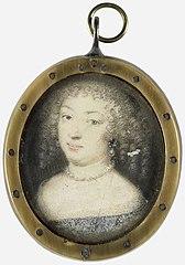 Marie, markiezin van Sévigné (1626-96)